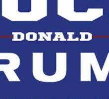Fuck Donald Trump Sticker