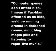 The Pac-Man Effect by Slugby