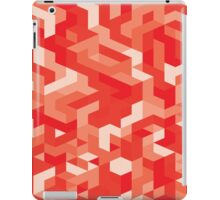 New in shop : red pixel designers edition / Skirts iPad Case/Skin