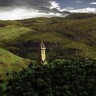 Wallace Monument. by Forfarlass