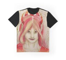Red elf Graphic T-Shirt