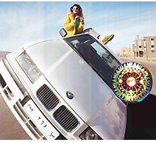 MIA - Bad Girls Photographic Print