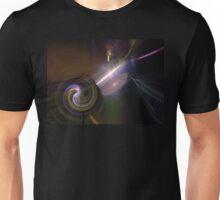 Fractal 38 Multi Color Unisex T-Shirt