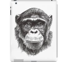 Chimpanzee iPad Case/Skin