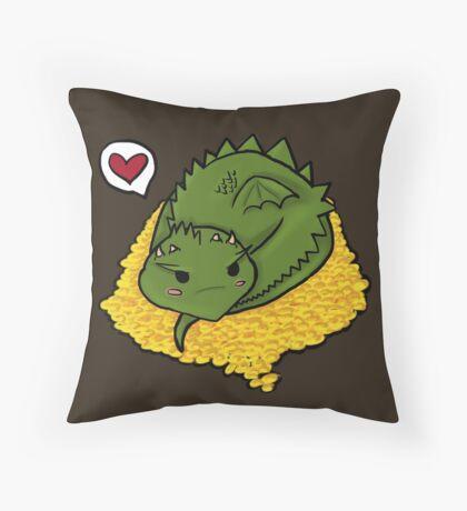 Trèsor, I Love you! Throw Pillow