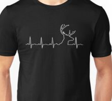 HUNTING HEARTBEAT Unisex T-Shirt