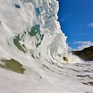 Foam Wall by Steve Giddings