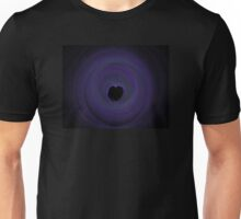 Fractal 47 Blue Unisex T-Shirt