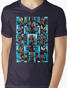 1971-2014 Mens V-Neck T-Shirt