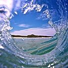 Port Hole by Steve Giddings