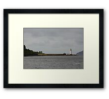 Tobermory Lighthouse Framed Print