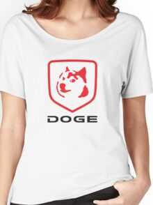 DOGE RAM Women's Relaxed Fit T-Shirt