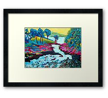 Sheen Falls, Kenmare, Kerry Framed Print
