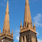 Towers of St Patrick by kalaryder