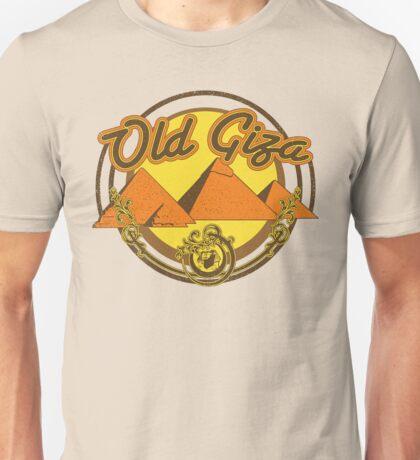 Old Giza Unisex T-Shirt