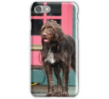 Shag Dog Blues iPhone Case/Skin