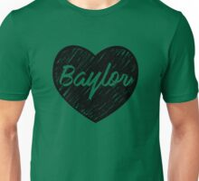 I Love Baylor - I Heart Baylor University Bears Unisex T-Shirt