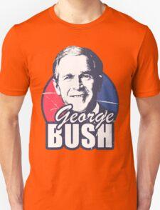 George Bush is funny Unisex T-Shirt