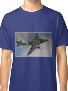 ME-262 WWII Jet Fighter Classic T-Shirt