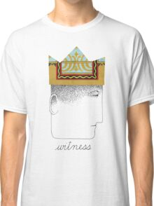 Silent Witness Classic T-Shirt