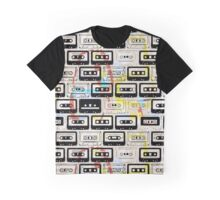 Throwback Music by American Jank Brand Graphic T-Shirt
