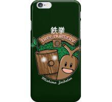 Ironfist Tree Nursery iPhone Case/Skin