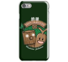 Ironfist Tree Nursery iPhone Case/Skin