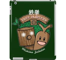 Ironfist Tree Nursery iPad Case/Skin