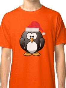 Christmas Penguin Shirt Classic T-Shirt