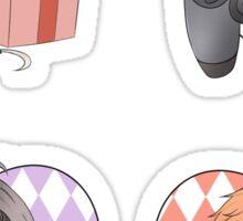 Mystic Messenger Sticker Set 1 Sticker