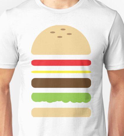 Cheese Burger Unisex T-Shirt