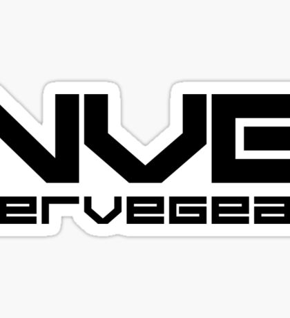Sword Art Online - Nerve Gear (Black) Sticker