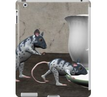 Mean Mouse iPad Case/Skin