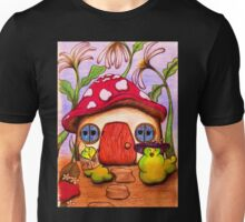 W is for Worms Unisex T-Shirt