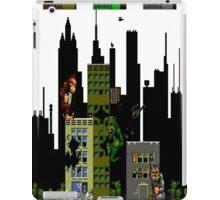 Rampage Retro NES Gamer Shirt iPad Case/Skin