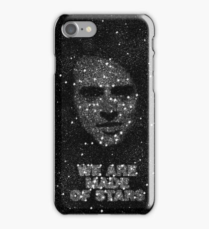 We are made of Stars iPhone Case/Skin