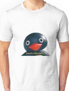 noots internally Unisex T-Shirt