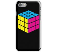 CMYK Cube iPhone Case/Skin