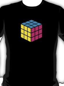 CMYK Cube T-Shirt