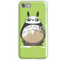 Totoro Painting Panda iPhone Case/Skin