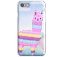 Cotton Alpaca iPhone Case/Skin