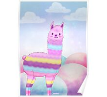 Cotton Alpaca Poster