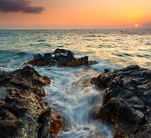 Paradise Split by DawsonImages