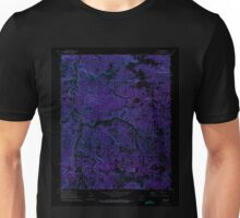 USGS TOPO Map Arkansas AR Landis 258900 1972 24000 Inverted Unisex T-Shirt