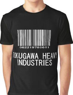 Tokugawa Heavy Industries (White) (Metal Gear) Graphic T-Shirt