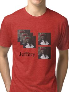Young Thug - No, my name is Jeffery Tri-blend T-Shirt