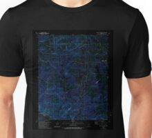USGS TOPO Map Arkansas AR Mount Pleasant 259143 1989 24000 Inverted Unisex T-Shirt