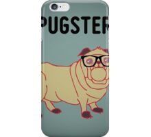 Pugster... iPhone Case/Skin