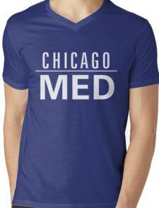 Medical Med Health in Chicago Mens V-Neck T-Shirt
