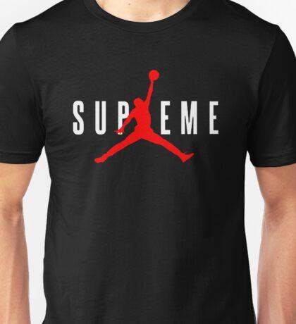 supreme jordan Unisex T-Shirt